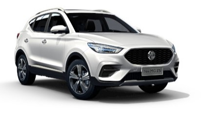 Mg Zs - Available In Arctic White